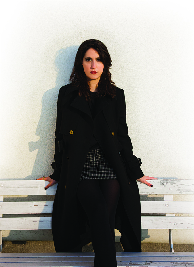 Bbc Radio 1 Signes Up New Artist Helena Hauff House Of