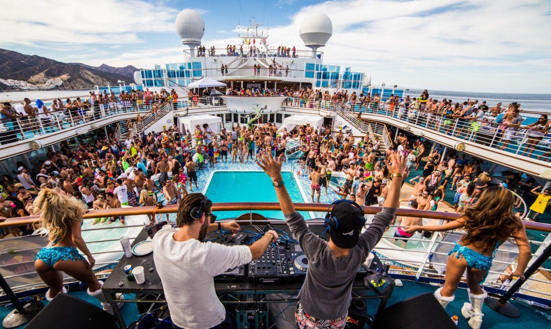 Tomorrowland op een boot: Partycruise The Ark komt terug!
