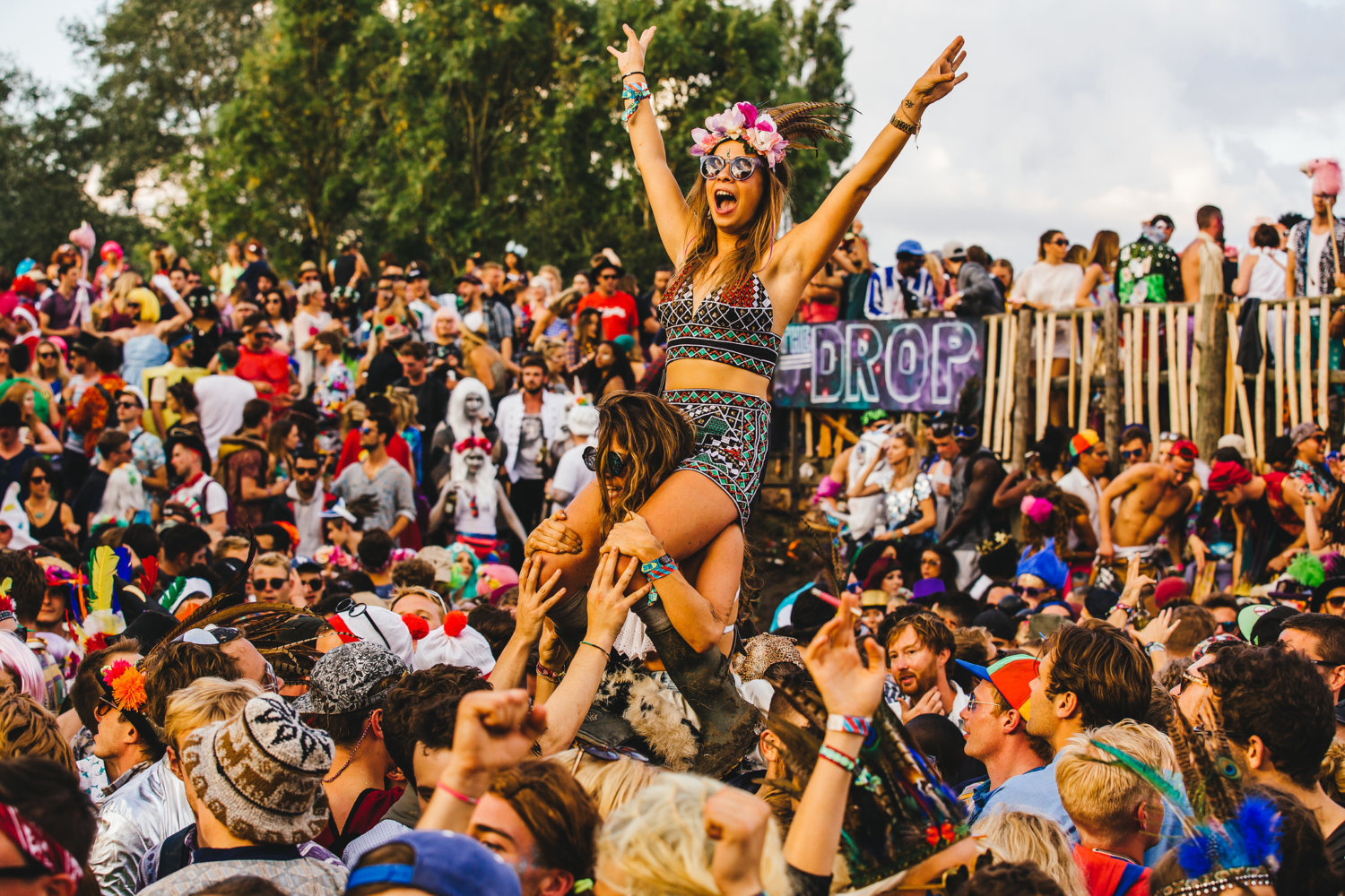 SECRET GARDEN PARTY IS ENDING THIS YEAR - HOUSE of Frankie