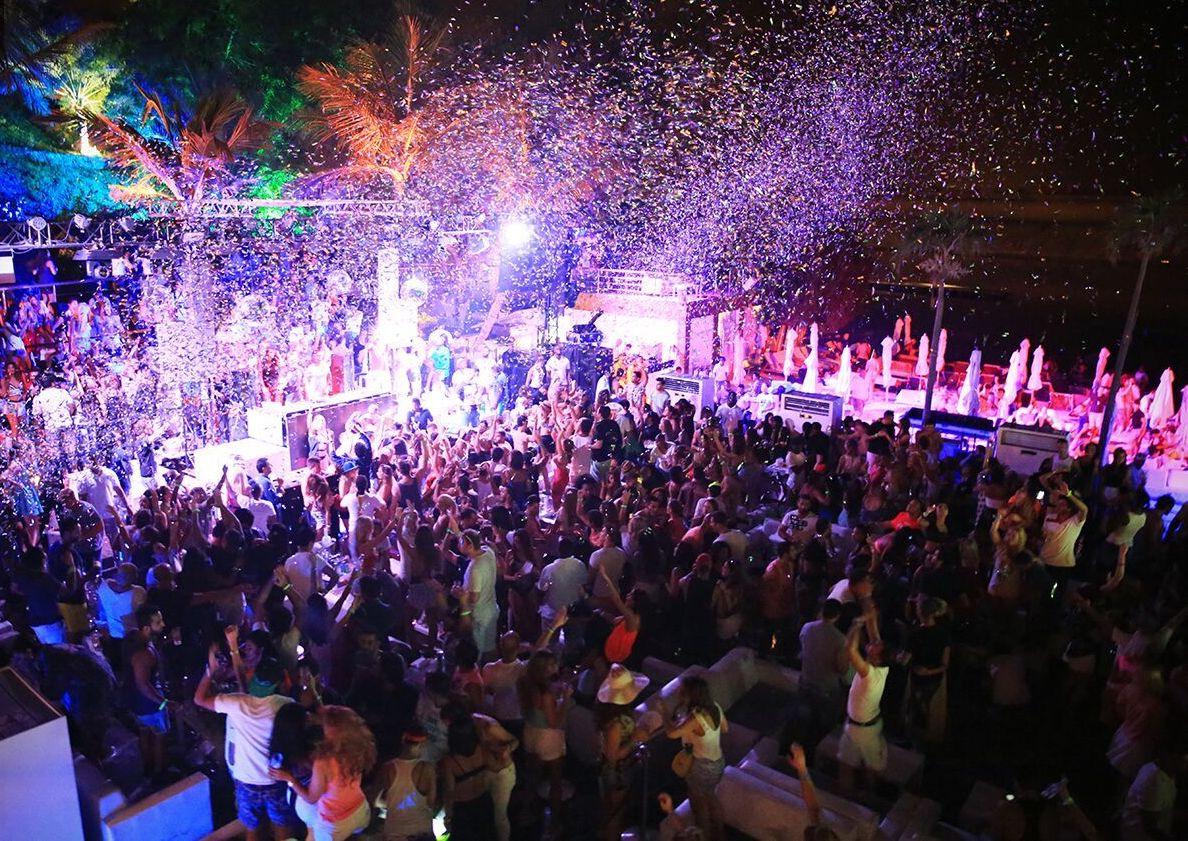 Blue Marlin Ibiza Uae To Throw Halloween Party House Of