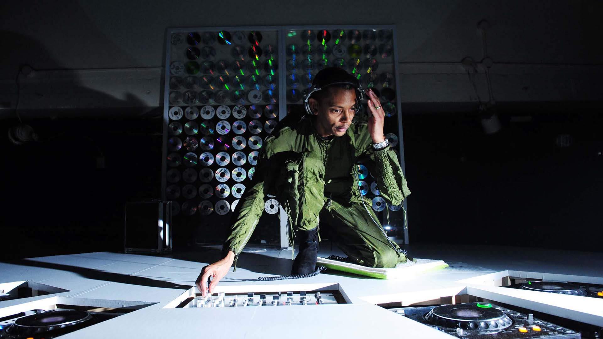 Jeff Mills Label Axis Records Unveils New Limited Edition