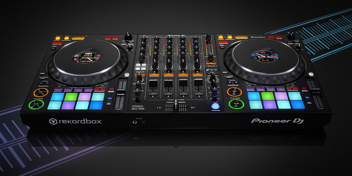Pioneer DJ To Launch New DJ Controller, DDJ-1000 - HOUSE ...  Pioneer DJ To L...