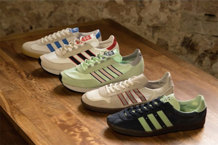 new product f7146 b9f31 The adidas Spezial s ...