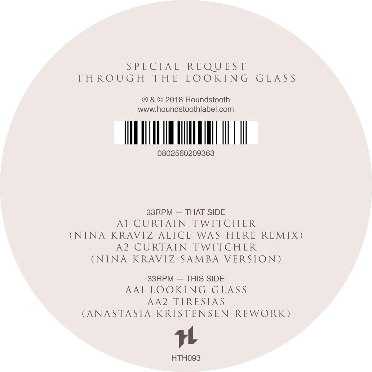 Nina Kraviz & Anastasia Kristensen Have Remixed Special