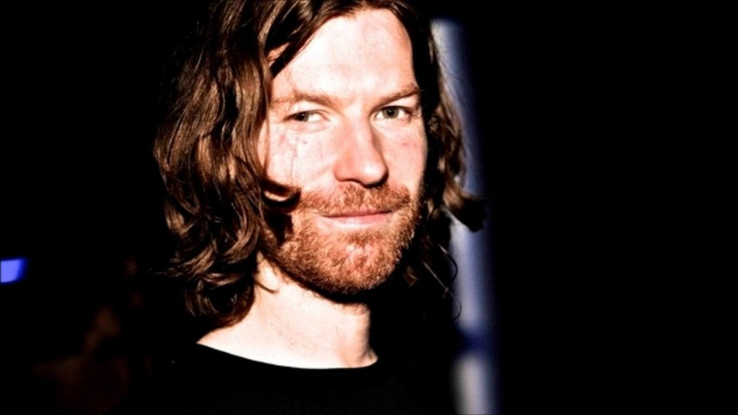 Warp Records Unveiled New Aphex Twin 'Collapse' EP - HOUSE