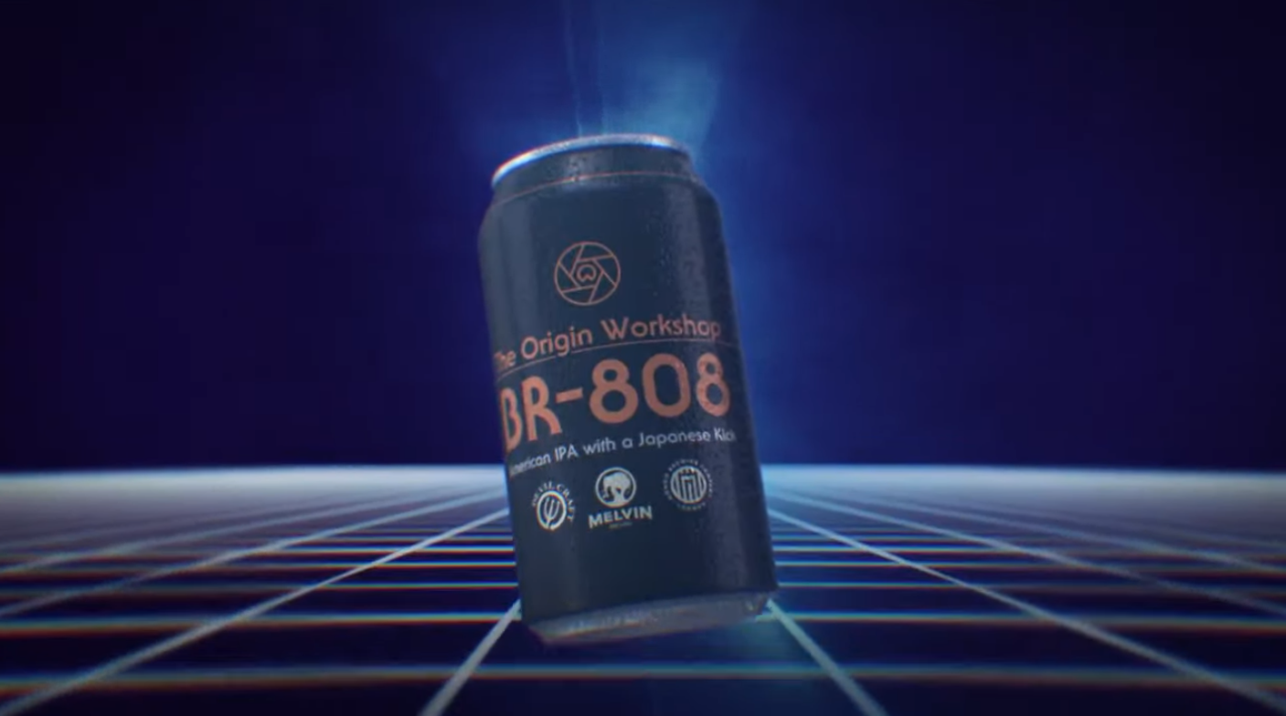 Roland TR 808 Inspired Craft Beer Launched For 808 Day